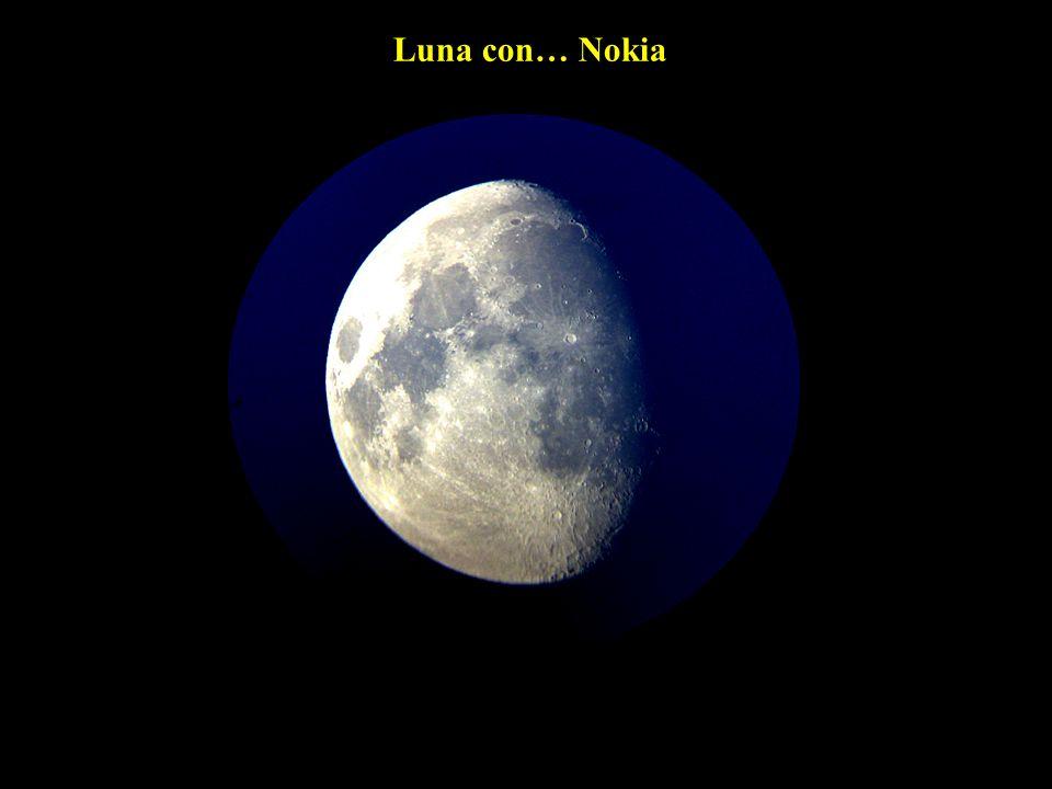 Luna con… Nokia