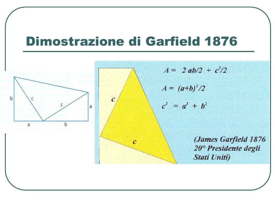 Dimostrazione di Garfield 1876