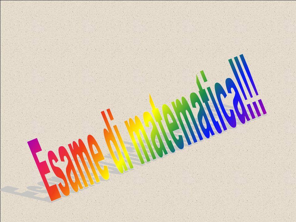 1 x 9 = 9 2 x 9 = 1 3 x 9 = 2 4 x 9 = 36 5 x 9 = 45 6 x 9 = 54 7 x 9 = 63 8 x 9 = 72 9 x 9 = 81 10 x 9 = 90 Esame di matematica..
