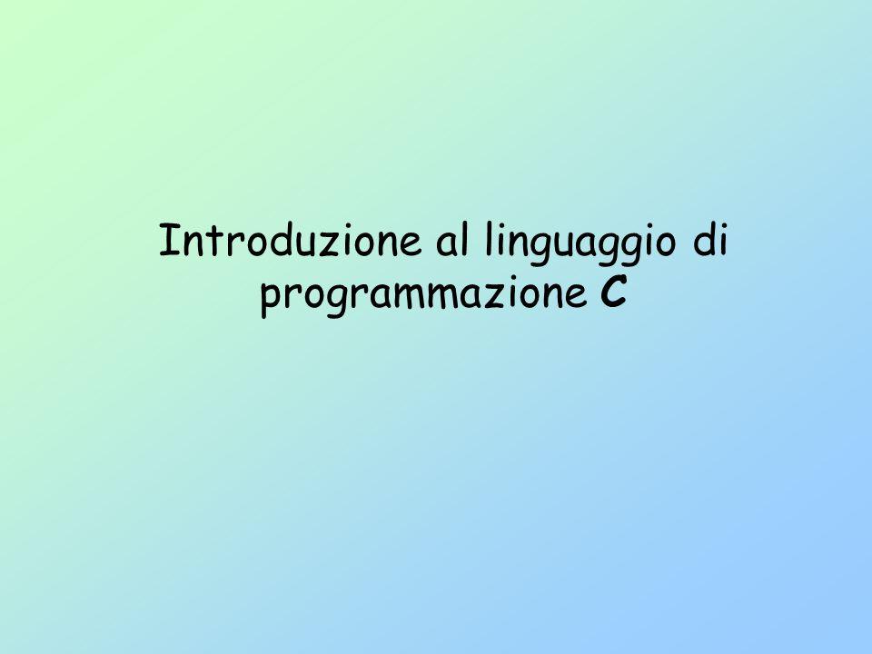 Corso di Laboratorio III – Univ.di Pisa 17 Come fare funzionare un programma...