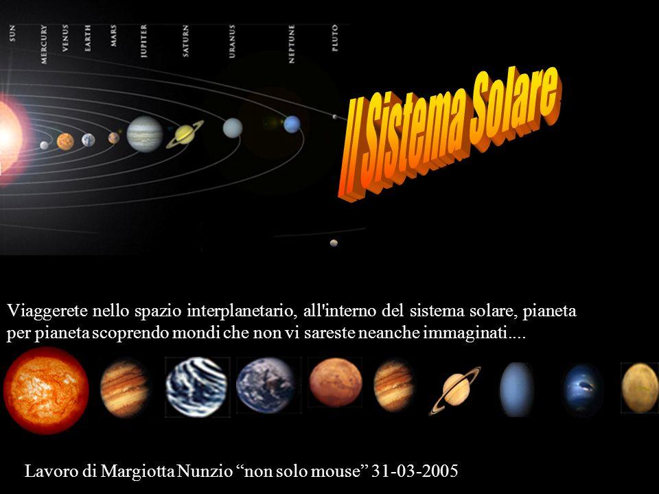 SATURNO Saturno é il secondo pianeta per grandezza del sistema solare.