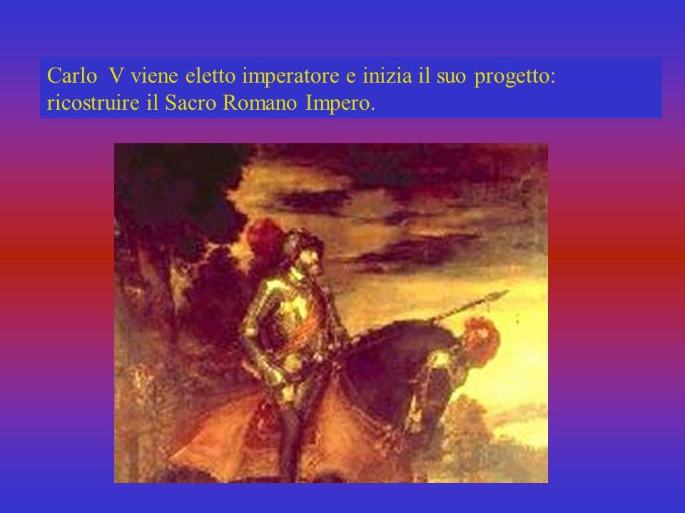 Carlo VFrancesco I di Valois Pagano entrambi ai sette principi elettori migliaia di fiorini doro per garantirsi il titolo