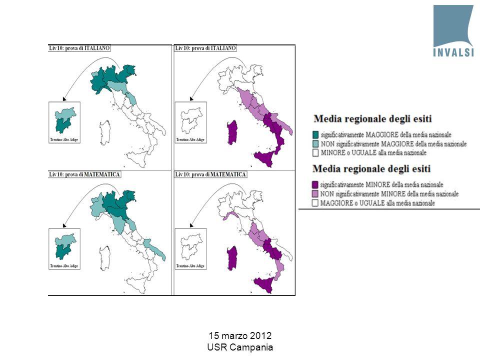 15 marzo 2012 USR Campania