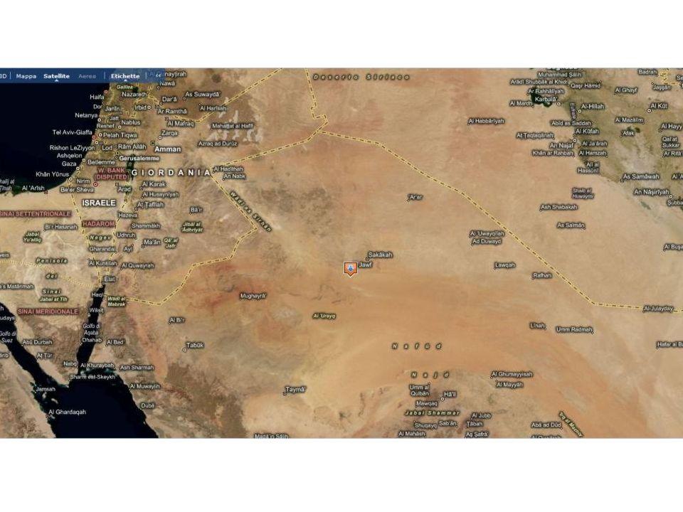 Modern wadi flow Dumat al-Jandal Asfan Ancient stream Detecting Neolithic evidence Geo-morphological survey of the Dûmat al-Jandal surroundings