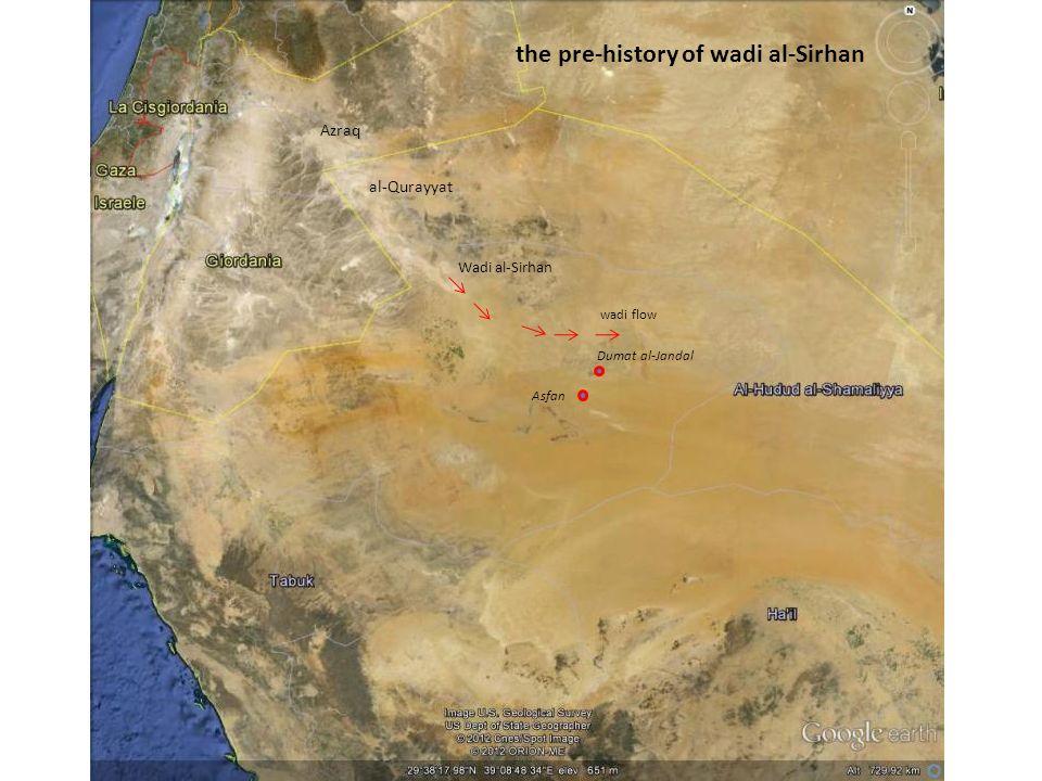 Figurine in pietra della cultura di el-Obeid. V millennio a.C.