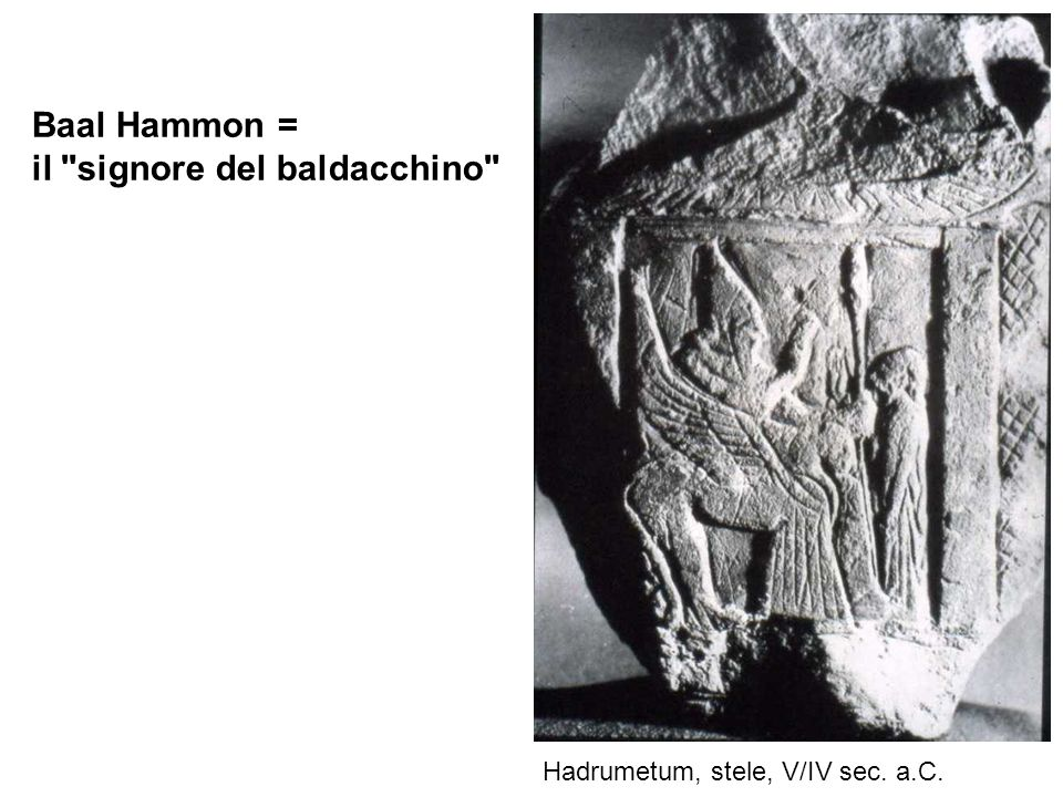 Baal Hammon = il