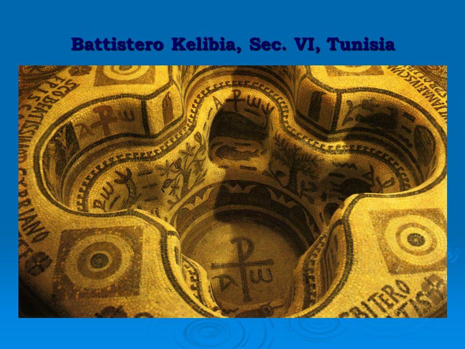 Battistero degli Ortodossi, sec. V, Ravenna