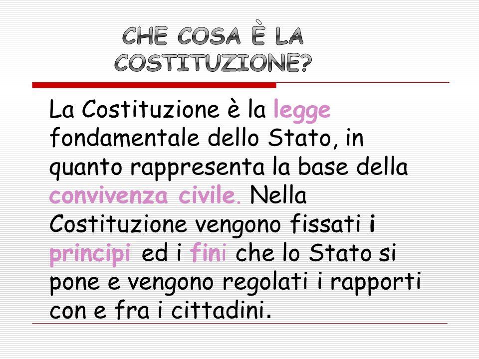 L'Italia è una Repubblica democratica, fondata sul lavoro. La sovranità appartiene al popolo, che la esercita nelle forme e nei limiti della Costituzi