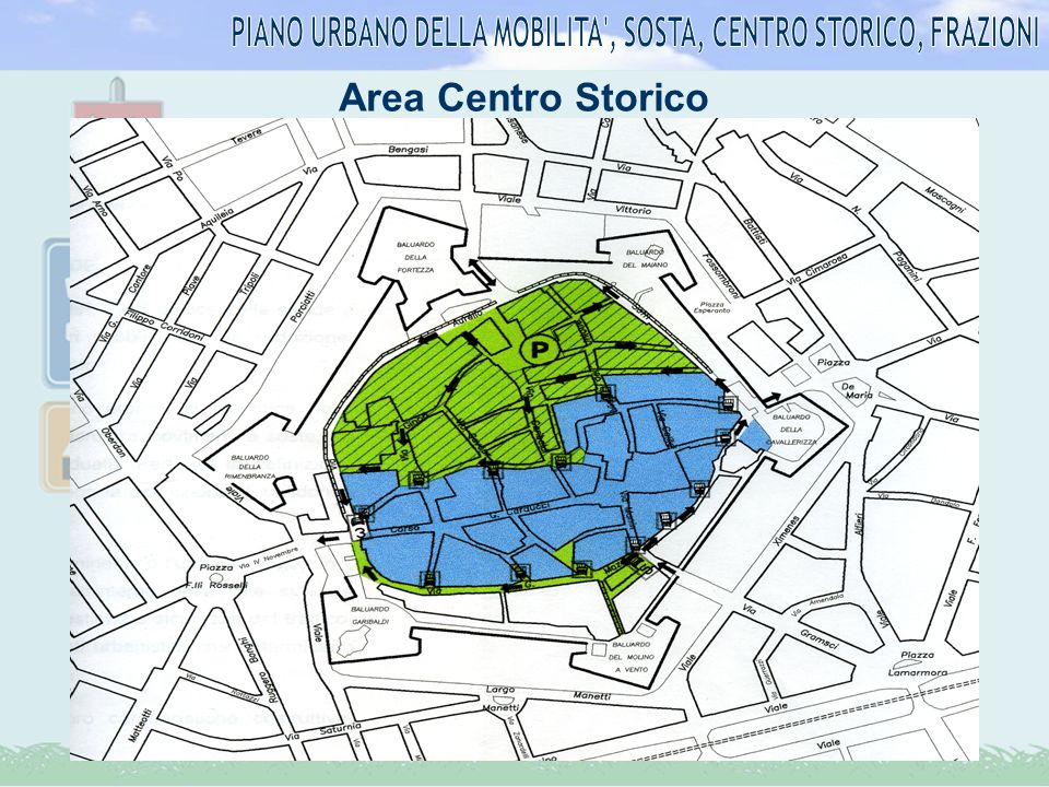 Area Centro Storico