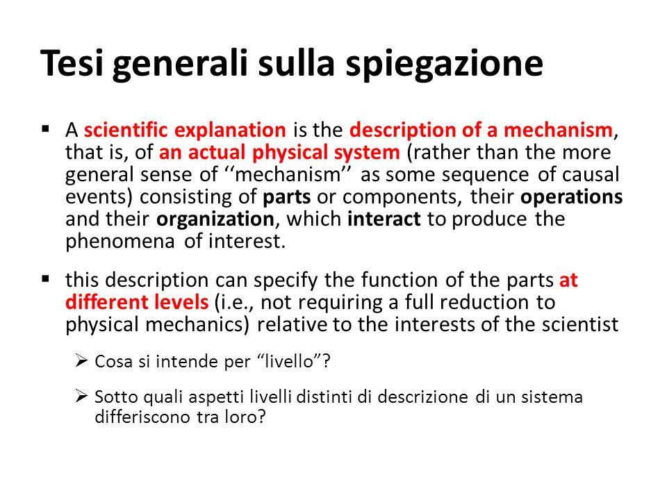Meccanismi di scarica corollaria Le antenne dei grilli innescano meccanismi di fuga.