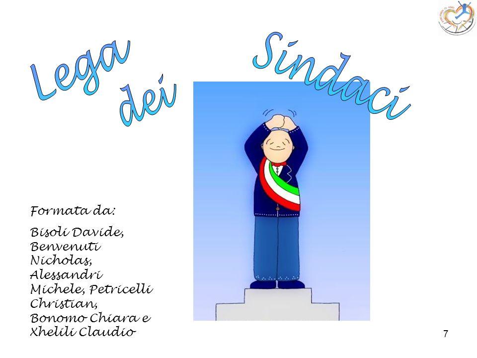 7 Formata da: Bisoli Davide, Benvenuti Nicholas, Alessandri Michele, Petricelli Christian, Bonomo Chiara e Xhelili Claudio