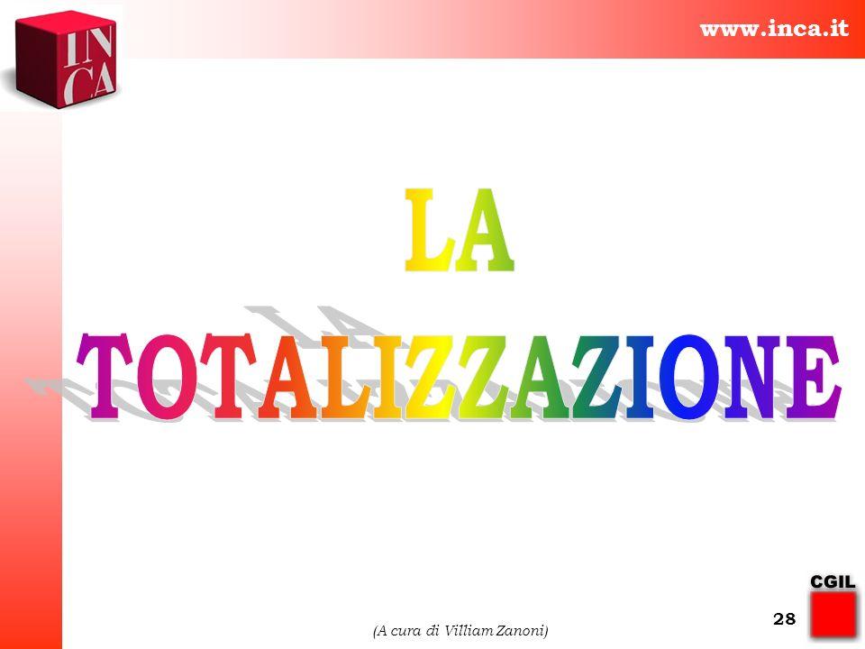 www.inca.it (A cura di Villiam Zanoni) 28