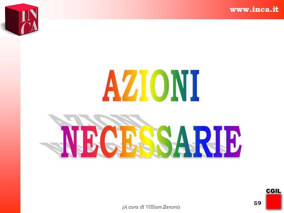 www.inca.it (A cura di Villiam Zanoni) 59