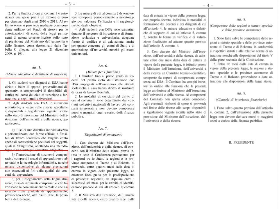 COMPENSARE utilizzo di tabelle Prot.n.4099/A4 del 5.10.04COMPENSARE utilizzo di tabelle Prot.