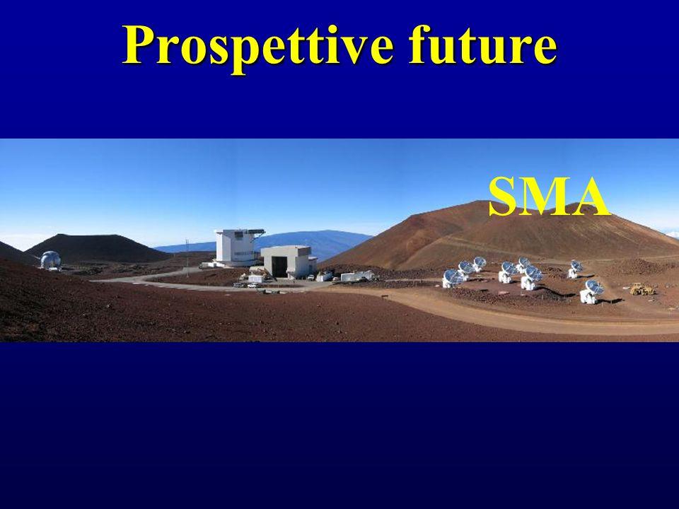 Prospettive future SMA