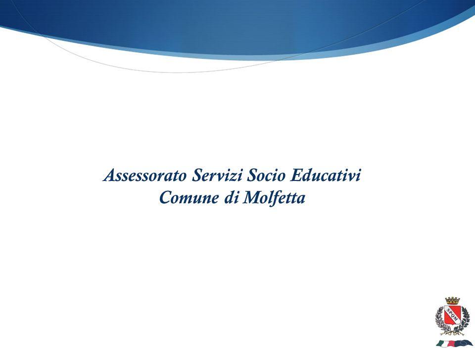 Assessorato Servizi Socio Educativi Comune di Molfetta