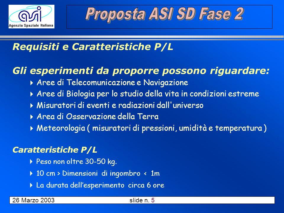 26 Marzo 2003 slide n.6 Organizzazione del lavoro Linea 100: Scuole Linea 200: Serv.