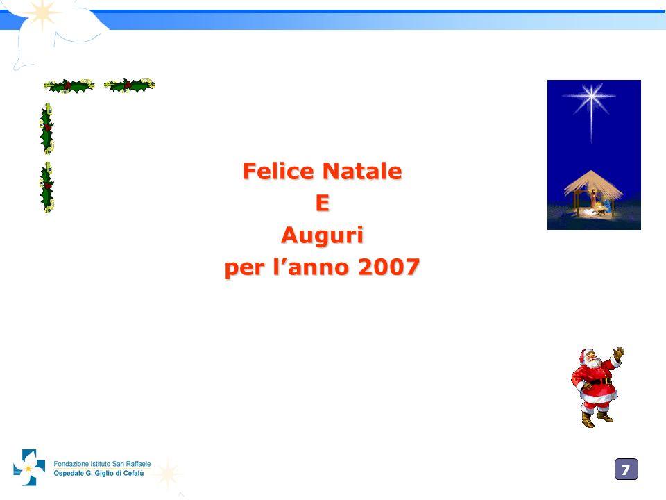 7 Felice Natale EAuguri per lanno 2007