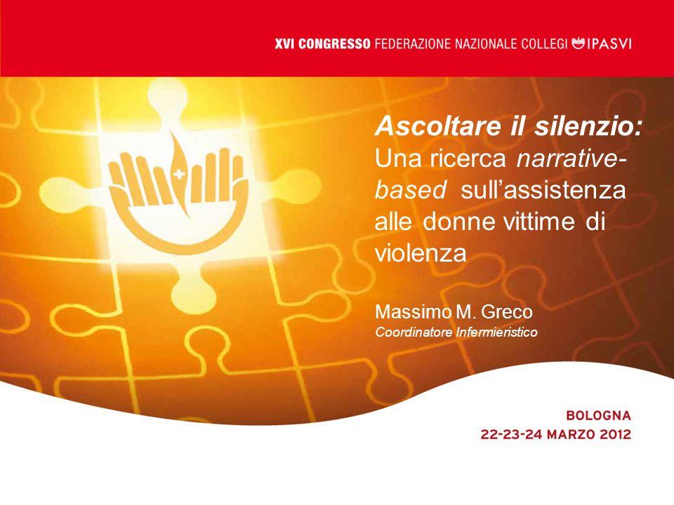 Roma Ideatore e Coordinatore della Ricerca Massimo M.