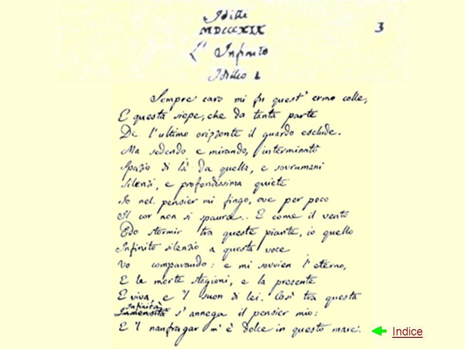 Giacomo Leopardi Giacomo Leopardi nasce nel 1798 a Recanati, nelle Marche, regione dello Stato Pontificio, dal conte Monaldo e dalla marchesa Adelaide Antici.