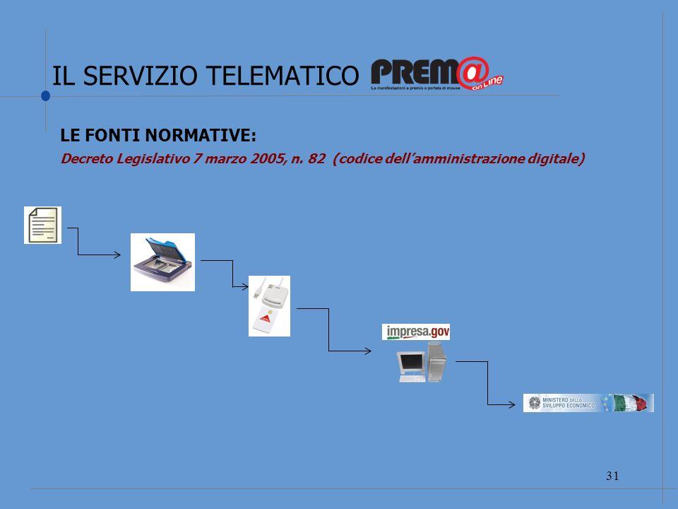 32 REGOLAMENTO DELLA MANIFESTAZIONE COMUNICAZIONE di SVOLGIMENTO art.