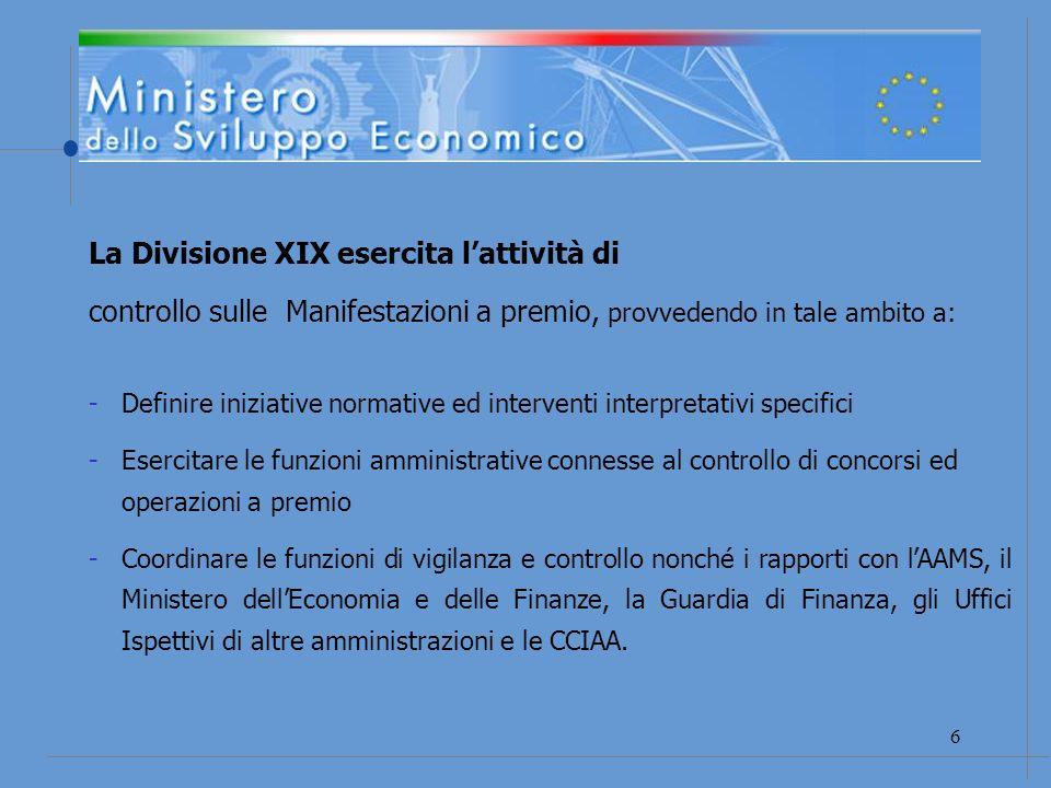 Lobiettivo del Ministero dello sviluppo economico: Semplificare il rapporto con le Imprese attraverso la dematerializzazione dei documenti e lautomazione dei procedimenti Amministrativi.