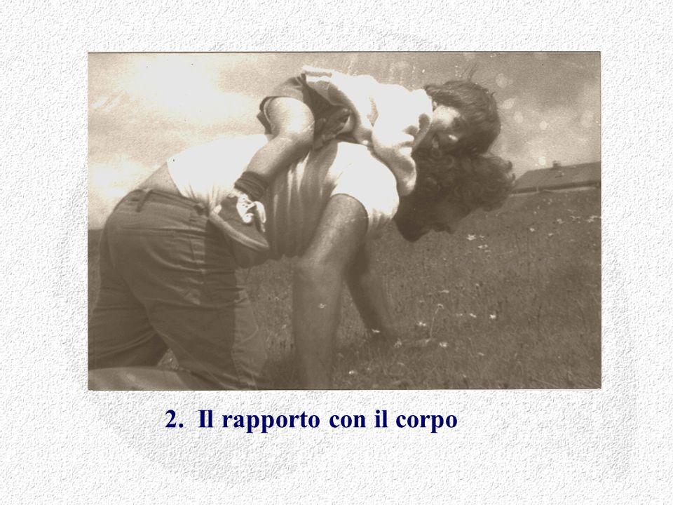 2. Il rapporto con il corpo
