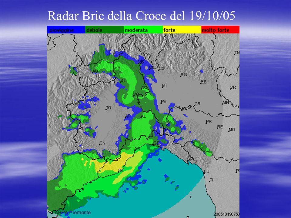Radar Bric della Croce del 19/10/05