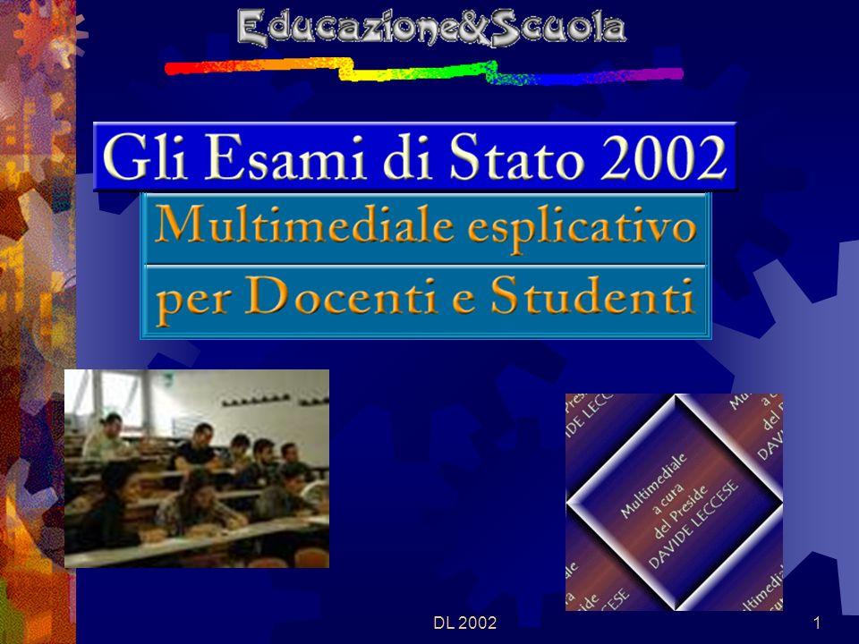 DL 200291 La Commissione consegna i diplomi, se è possibile la compilazione degli stessi Il Presidente, sentiti i Commissari, predispone la Relazione conclusiva.