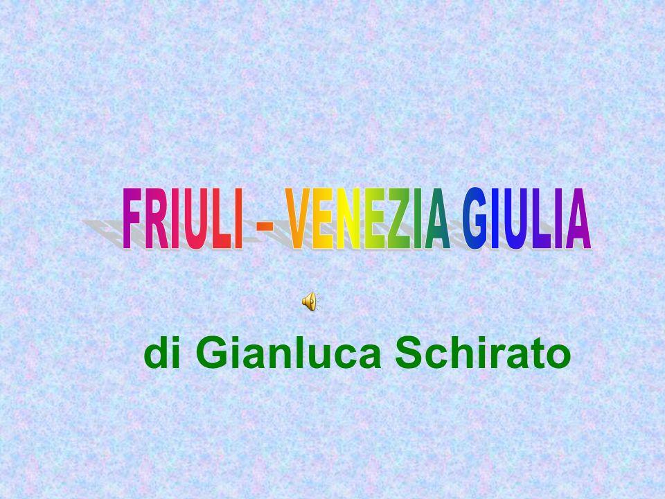 Friuli - Venezia Giulia, regione amministrativa dell Italia settentrionale, è situata nell estremo nord-est del paese.