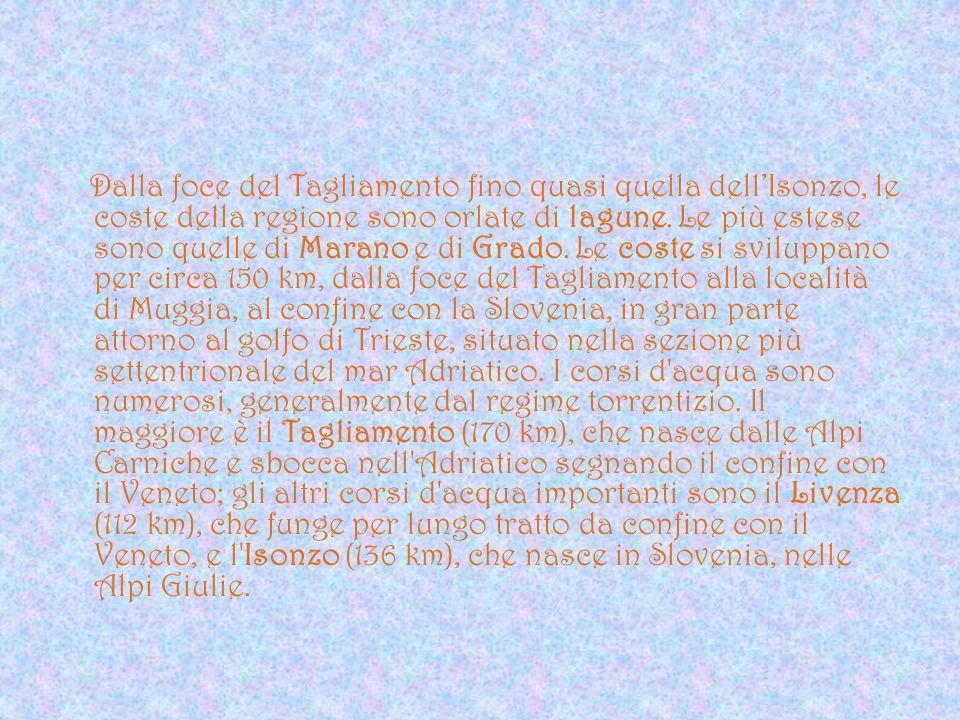 Palmanova Palmanova (Udine) è una delle città italiane più caratteristiche.