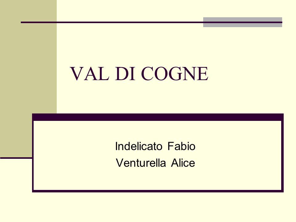 VAL DI COGNE Indelicato Fabio Venturella Alice