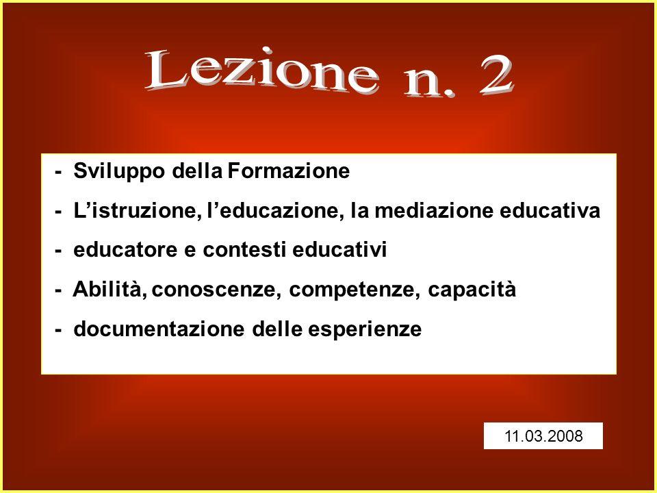 Prof. Mario Malizia Anno accademico 2007/2008