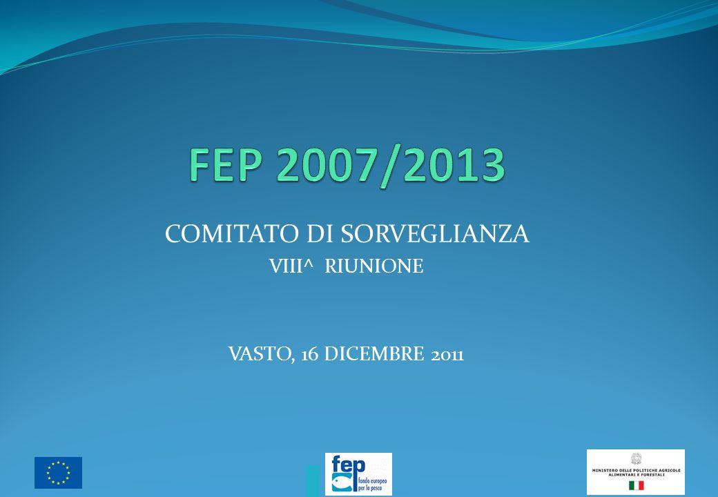 10 4.Attuazione finanziaria: stato di avanzamento al 10 novembre 2011 (6/24) 1.