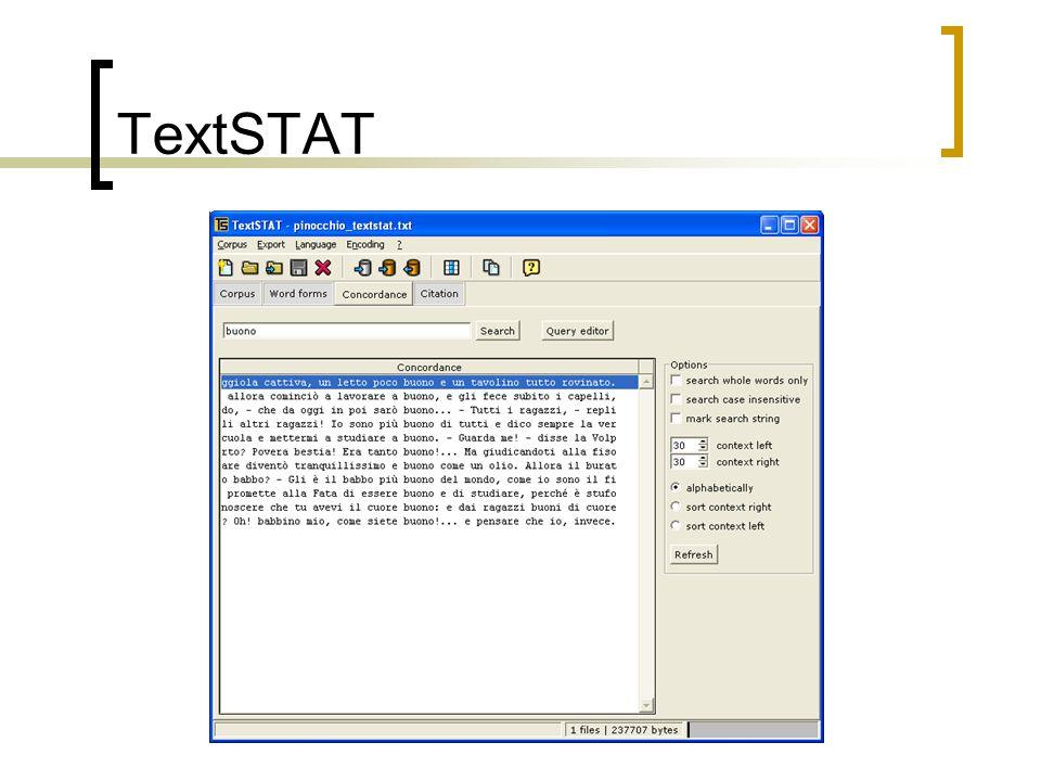 TextSTAT