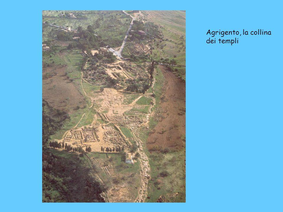 Agrigento, la collina dei templi