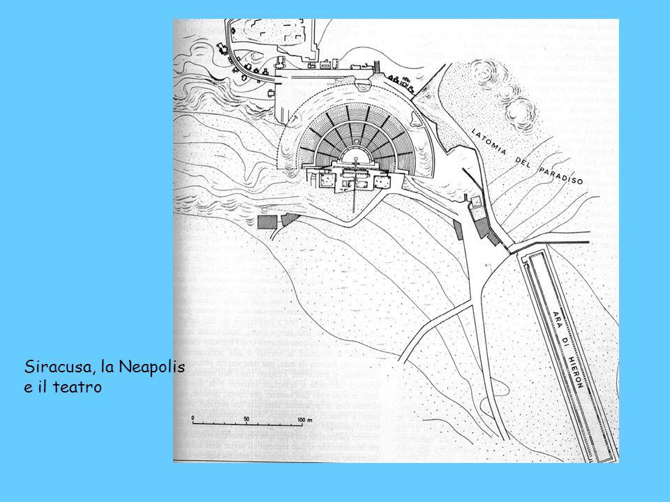 Siracusa, la Neapolis e il teatro