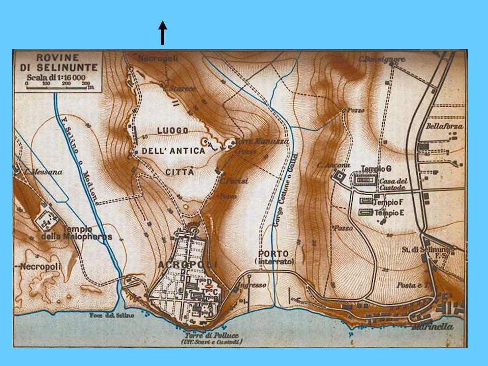 Città arcaica Selinunte