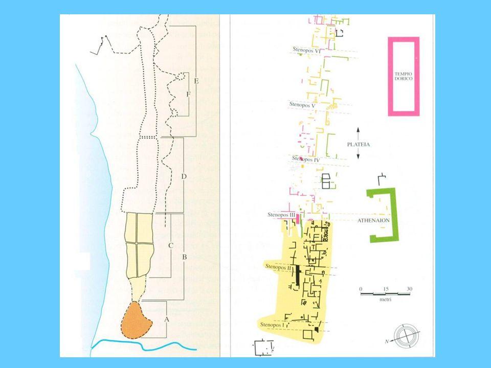Gela, Athenaion (tempio dorico o tempio C)