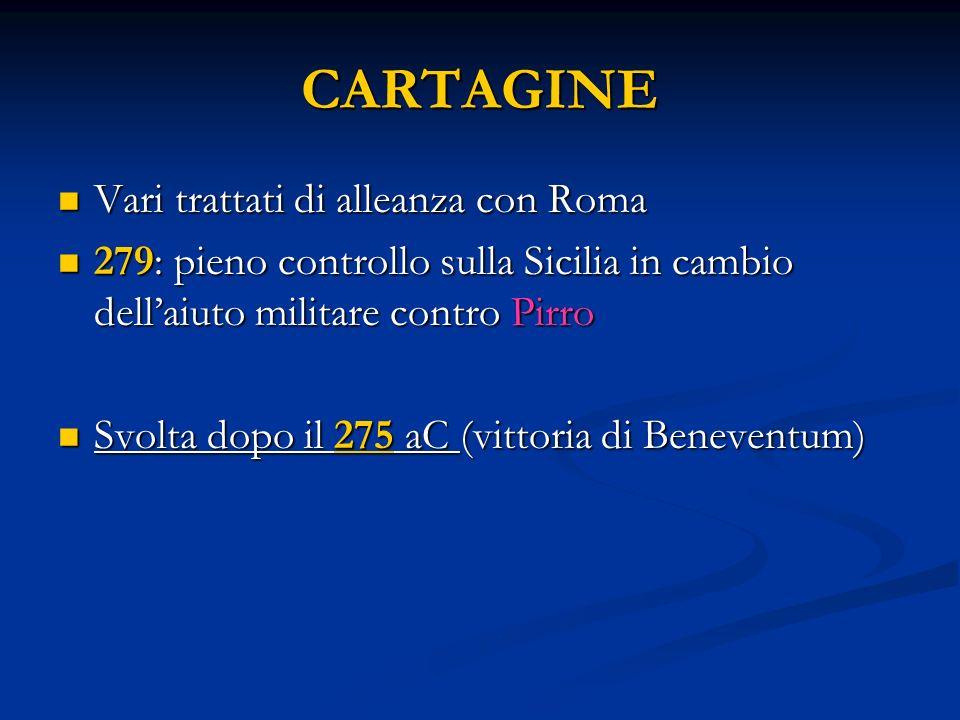 I roghi di Corinto e di Cartagine del 146 dimostrano che Roma è ormai la principale potenza del Mediterraneo I roghi di Corinto e di Cartagine del 146 dimostrano che Roma è ormai la principale potenza del Mediterraneo