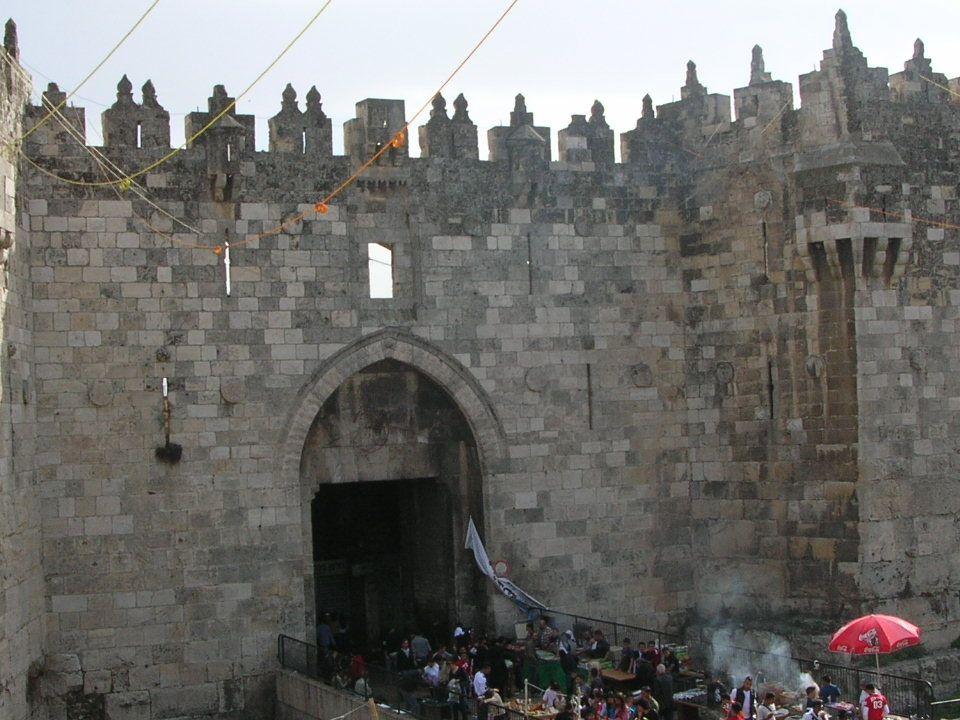 Le mura 1
