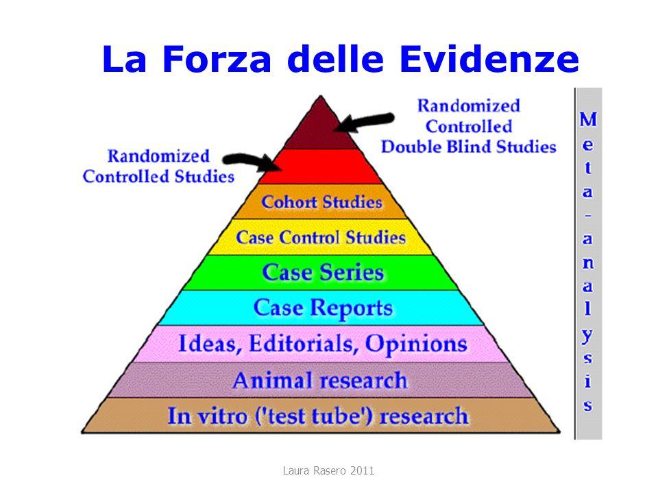 Laura Rasero 2011 La Forza delle Evidenze