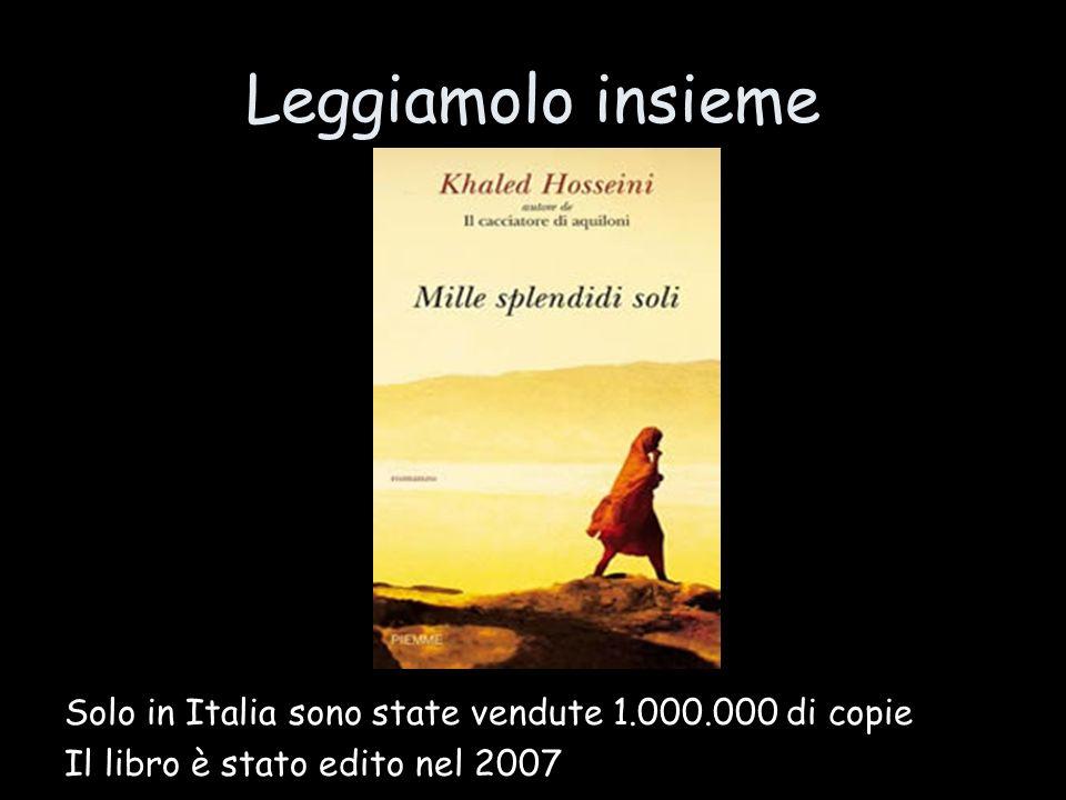 Leggiamolo insieme Solo in Italia sono state vendute 1.000.000 di copie Il libro è stato edito nel 2007