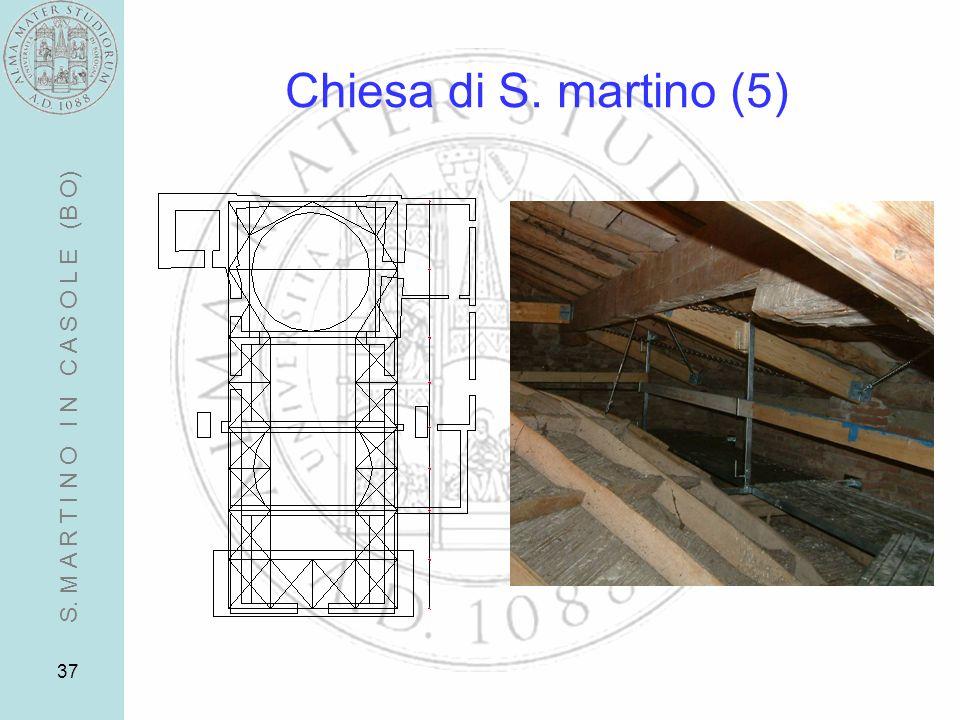 37 Chiesa di S. martino (5) S. M A R T I N O I N C A S O L E (B O)