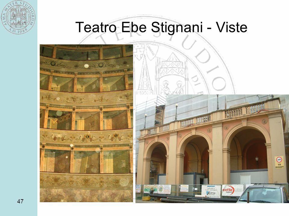 47 Teatro Ebe Stignani - Viste