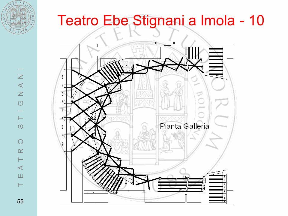 55 Teatro Ebe Stignani a Imola - 10 T E A T R O S T I G N A N I