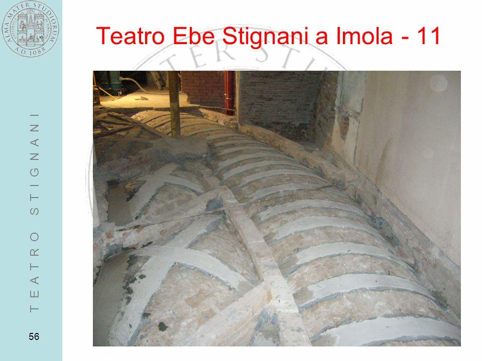 56 Teatro Ebe Stignani a Imola - 11 T E A T R O S T I G N A N I