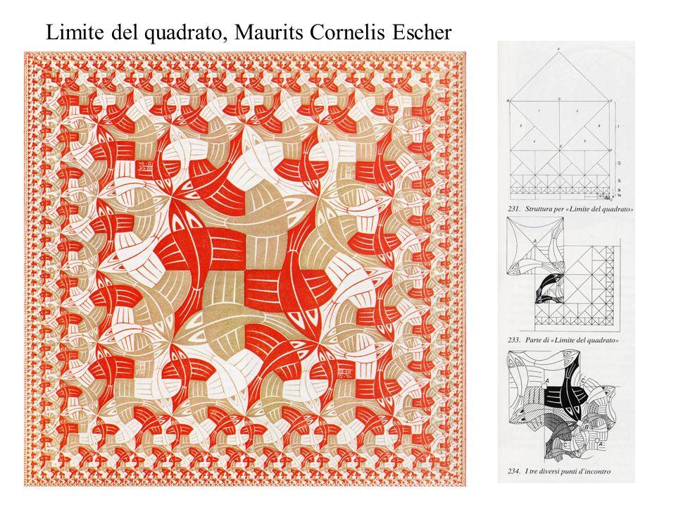 9 Limite del quadrato, Maurits Cornelis Escher