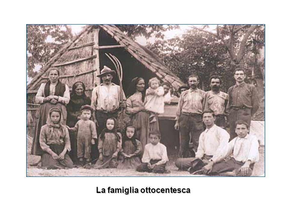 La famiglia ottocentesca