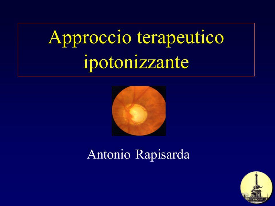 Antonio Rapisarda Approccio terapeutico ipotonizzante
